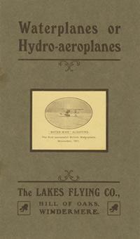 Hydro-Aeroplanes