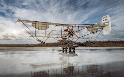 TV Appearance 29th April – To the stage of a landplane